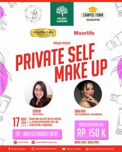 Private Self Make Up