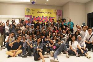 Music Night Festival & Charity Bersama Pacific Garden Campus Town