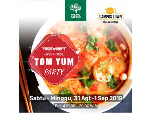 "Pacific Garden Open House ""Tom Yum"""