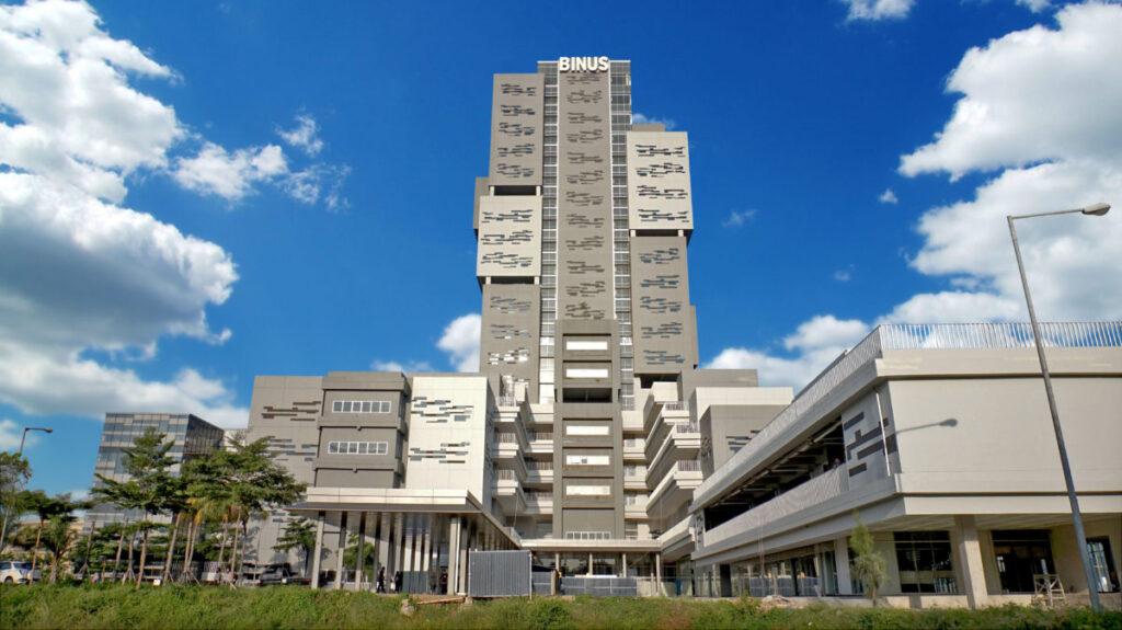 Universitas Bina Nusantara Alam Sutera