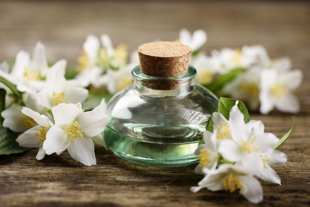 Tambahkan Aroma Terapi