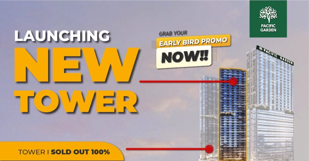 Pacific Garden Launching New Tower - Pacific Garden Campus Town @Alam Sutera